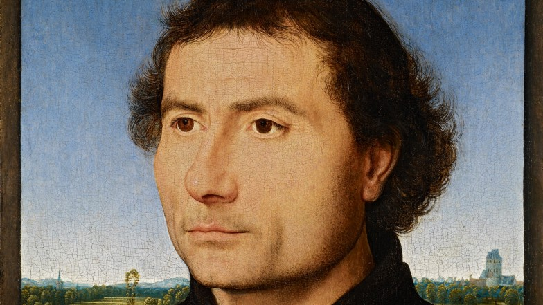 "Audio: Memling's ""Portrait of a Man,"" on Loan from The Frick Collection, New York"