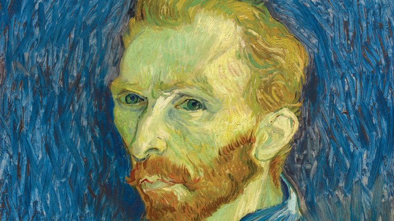 "Audio: Van Gogh's ""Self-Portrait,"" 1889, on Loan from the National Gallery of Art, Washington"