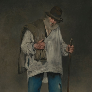 Manet's The Ragpicker