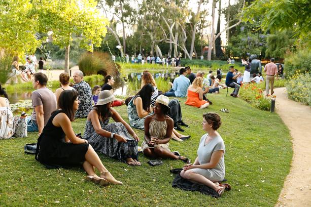 Garden Party » Norton Simon Museum