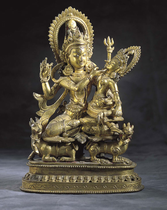Sacred Families in Hindu Art » Norton Simon Museum