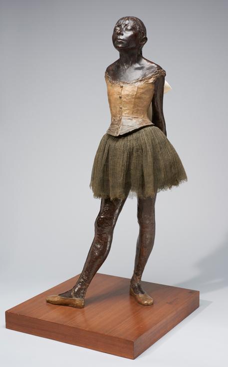 degas ballerina sculpture - HD1276×2048